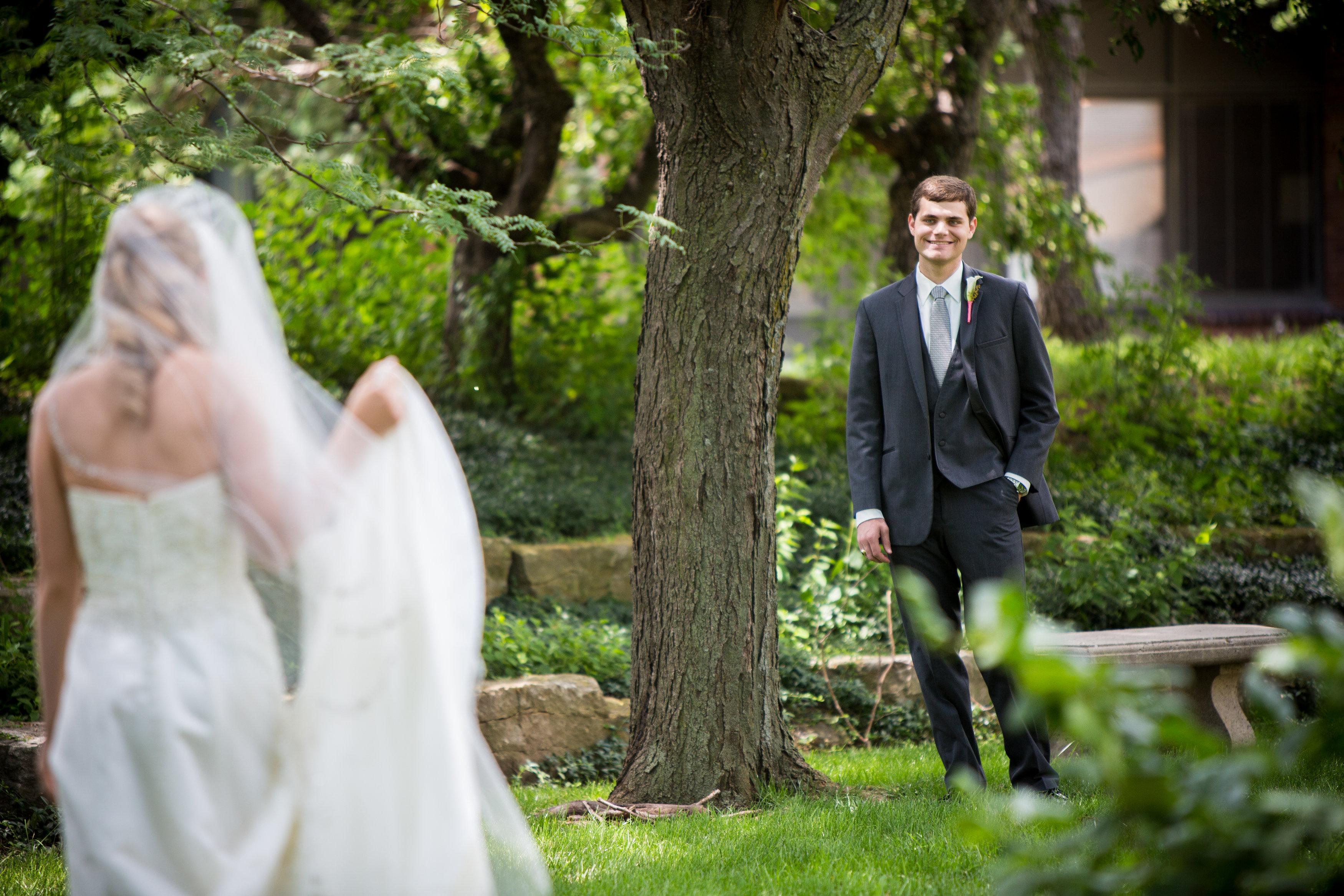 Real Weddings: Ellie + Tracy