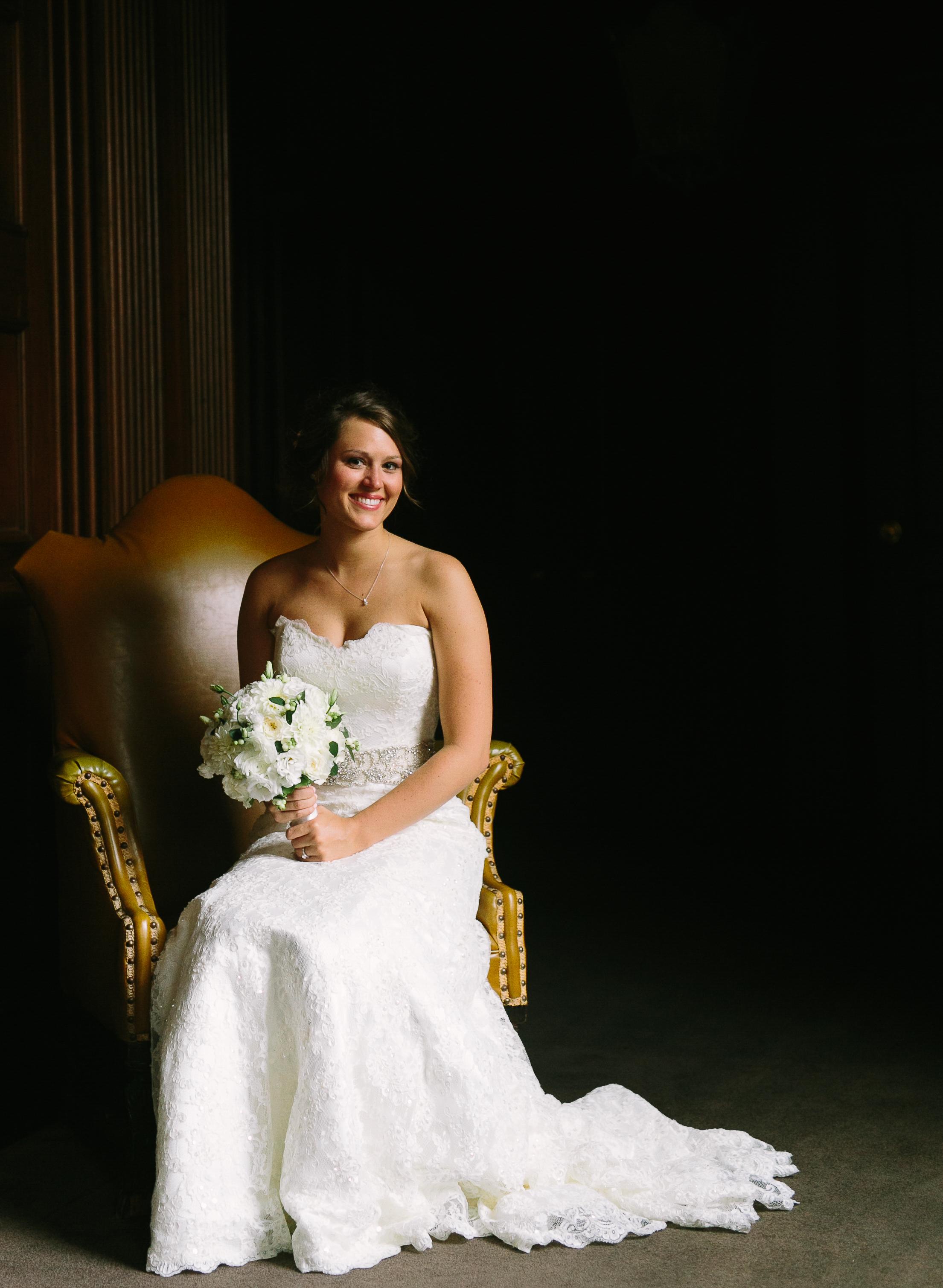 Real Weddings Lauren Hayden