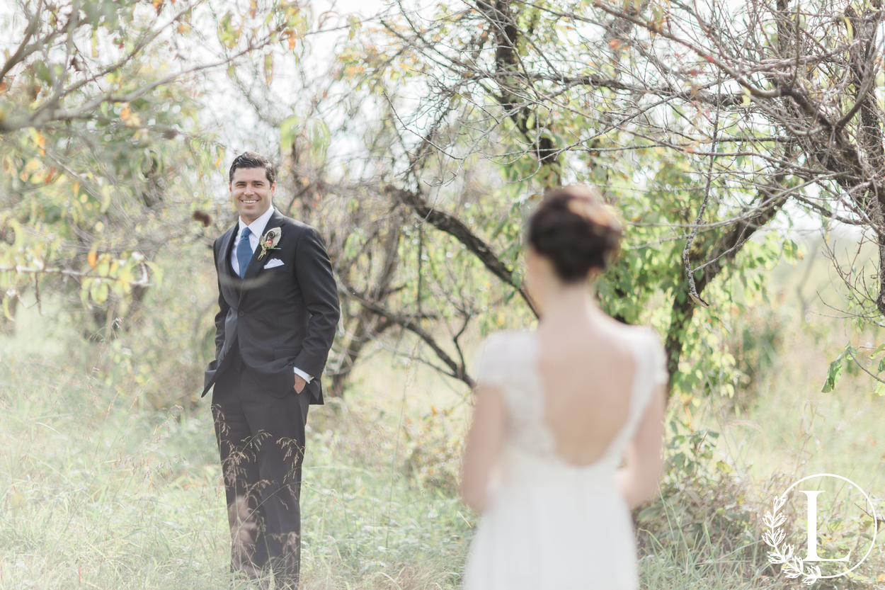 Real Weddings: Anne + Chase – Rustic Barn Wedding