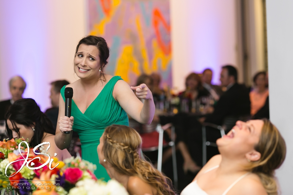 maid of honor toast kc wedding planner