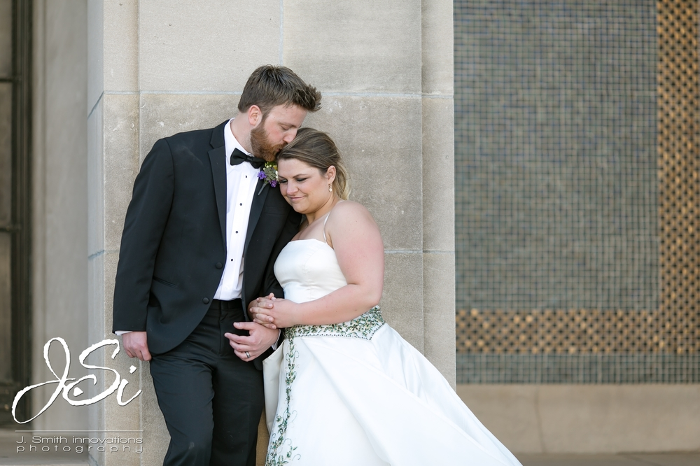 modern classic Kansas City wedding