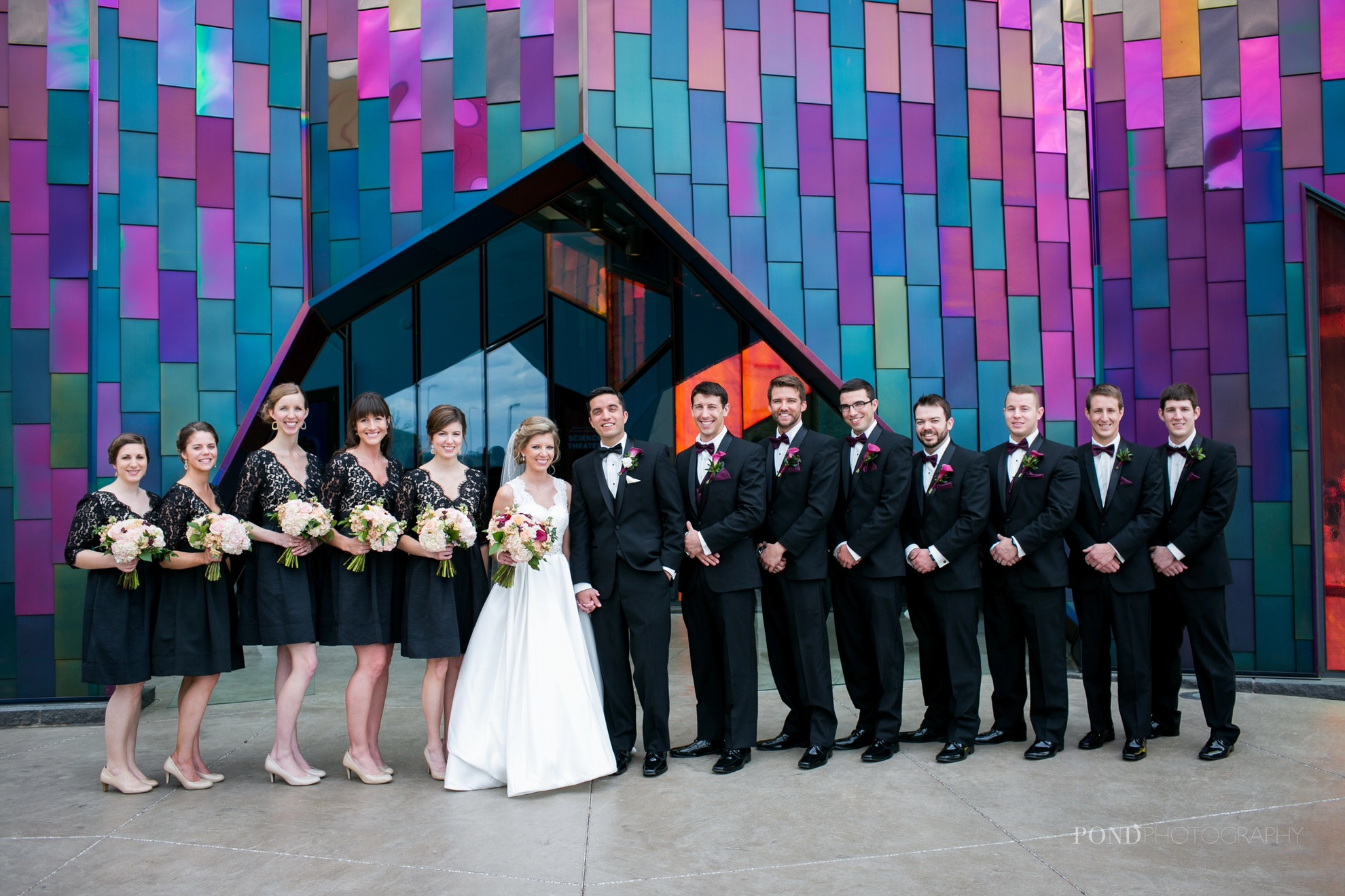 Real Weddings: Kelly + Brian's Traditional Spring Wedding