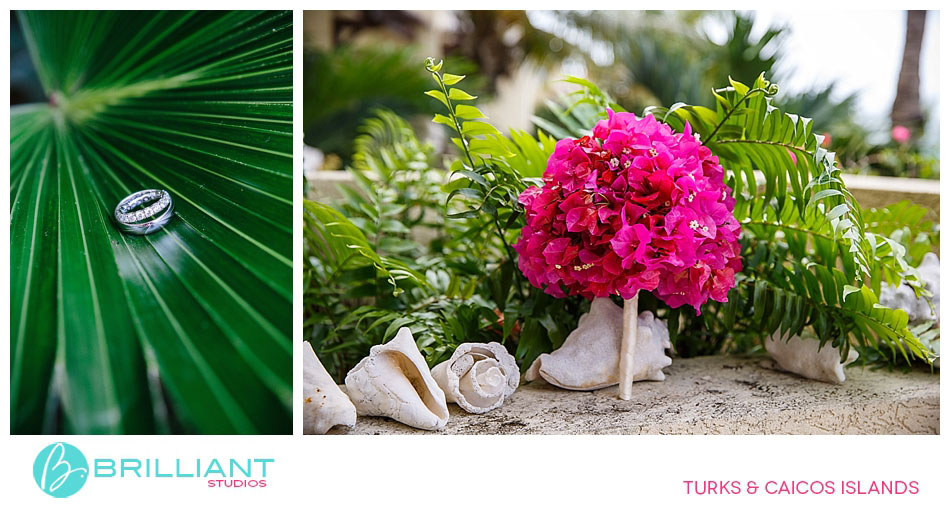 turks and caicos island wedding