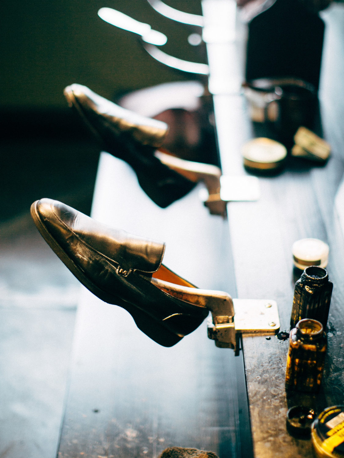 Groomsmen wedding shoes