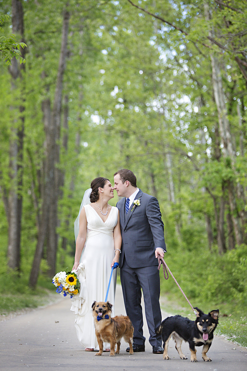Real Weddings: Natalie + Collin