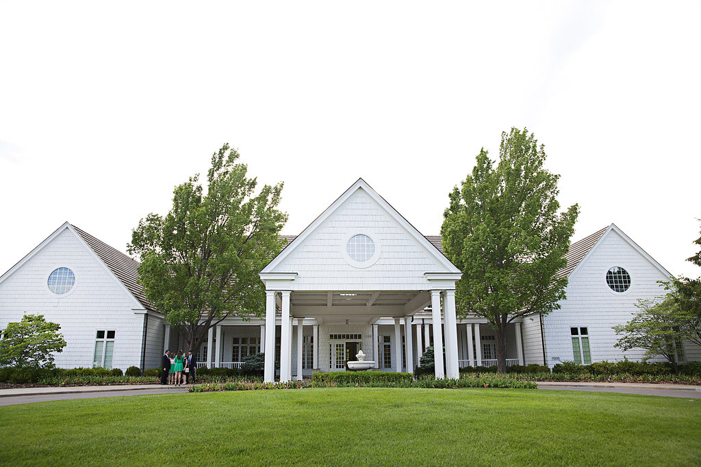 Hallbrook Country Club wedding
