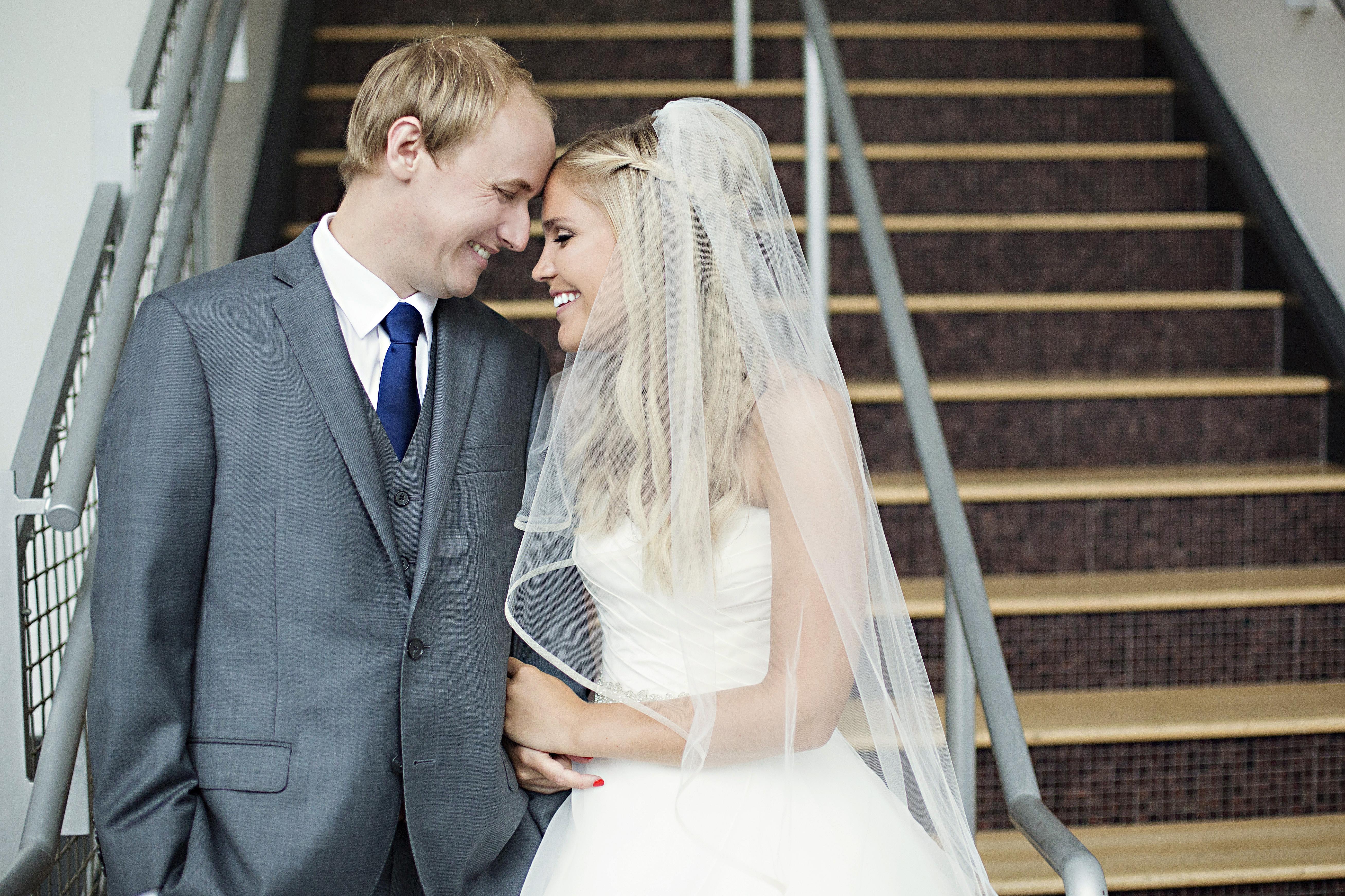 Real Weddings: Ashley + Kevin – Destination Wedding Reception