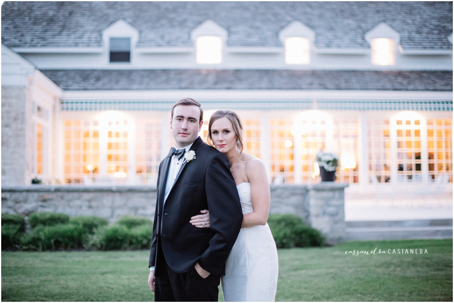 Real Weddings: Kelsi + Neal's Classic Kansas City Country Club Wedding