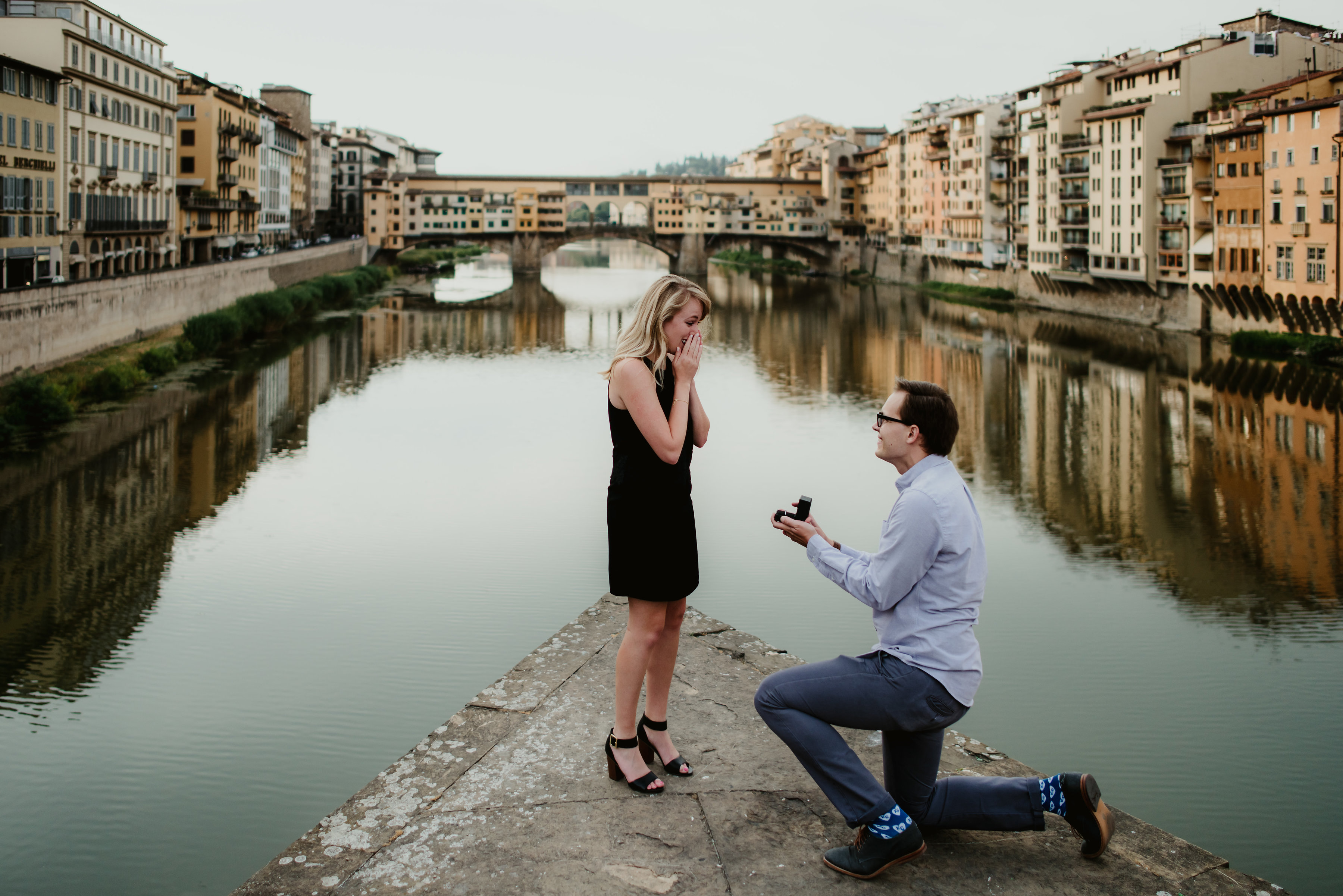 Are you Popping the Question on Valentine's Day?