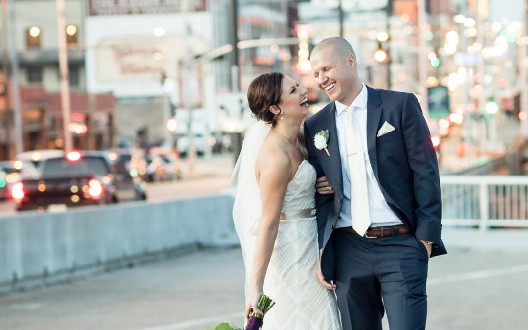 7dfa98c736177 Real Weddings: Ryan + Vince's Romantic Kansas City Wedding